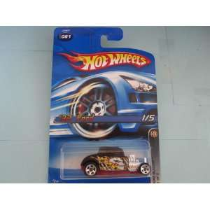 hot wheels black 32 ford 2006 bone blazers 1 of 5 81