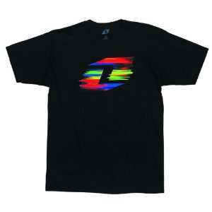 2012 ONE INDUSTRIES SPEEDY TEE SHIRT   BLACK    MEDIUM   32203 001 052
