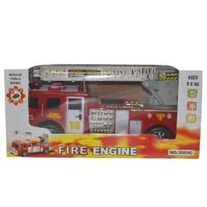 Fire Engine Truck Toys & Games