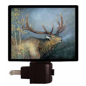 Elk Night Light   Autumn Elk LED NIGHT LIGHT