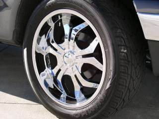 24 WHEELS/RIM+TIRES FORD EXPEDITION NAVIGATOR DODGE RAM