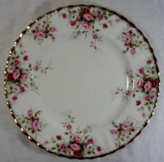 Royal Albert Cottage Garden Salad Plate