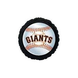 18 MLB San Francisco Giants Baseball   Mylar Balloon Foil