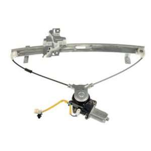 Dorman 748 059 Honda/Isuzu Front Passenger Side Power Window Regulator