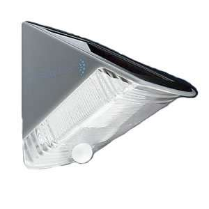 Led Solar Power Motion Activated Wedge Light Three