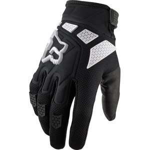Fox Racing 360 Gloves Flight Black Automotive