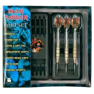 Iron Maiden   The Trooper 3 Pack Dart Set