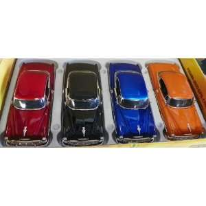 Big Time Kustoms 1953 Chevy Bel Air Box of 4 Cars Toys & Games