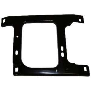 OE Replacement Dodge Pickup Front Passenger Side Bumper