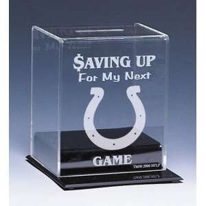 Indianapolis Colts Team Logo Coin Bank