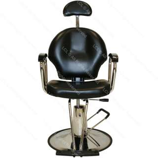 TATTOO HYDRAULIC RECLINING CHAIR STOOL ARM BAR REST MAYO TRAY SALON