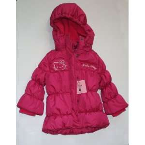 Kitty Infant/Baby Girls Winter Coat Size 18 Months