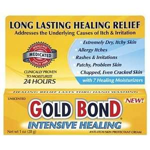 Gold Bond Intensive Healing Anti Itch & Skin Protective