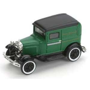HO RTR Ford Model A Sedan Delivery,Checker Express Toys