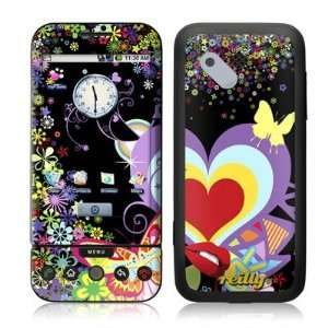 Cloud Design Protective Skin Decal Sticker for T mobile HTC Google
