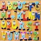 Letter Alphabet Fridge Magnet Educational Baby Toy Kids Favour Gift