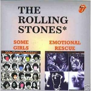 Some Girls / Emotional Rescue The Rolling Stones Music