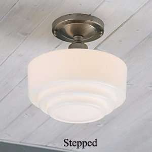 Norwell   Schoolhouse   Pendant Light   Brushed Nickel   5361 BN ST 36