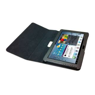 Stand PU Leather Case Cover Pouch Skin f Samsung GALAXY Tab 2 P5100 10