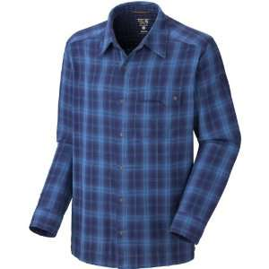 Hardwear Long Sleeve Marty Shirt (Mens) S SAPPHIRE