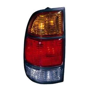 00 01 02 03 04 Toyota Tundra Rear Taillight Taillamp LH