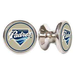 San Diego Padres MLB Stainless Steel Cabinet Knobs