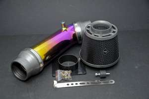 SECRET SHORT RAM AIR INTAKE SYSTEM 03 06 NISSAN 350Z INFINITI G35 COLD