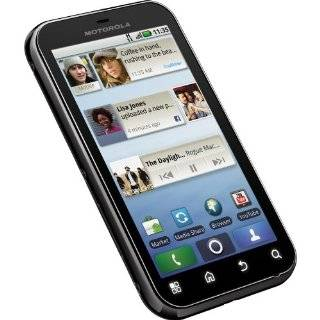 Motorola SM2810AA4H1 Defy MB525 Unlocked Phone with Android OS 2.2
