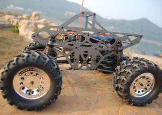 Electric RC Monster Truck 4WD 1/10 Car GROUND POUNDER   AMSOIL