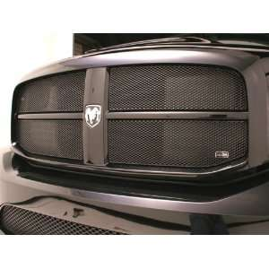 Dodge RAM Pickup 06 07 MX Series Grille Upper Insert 4pc