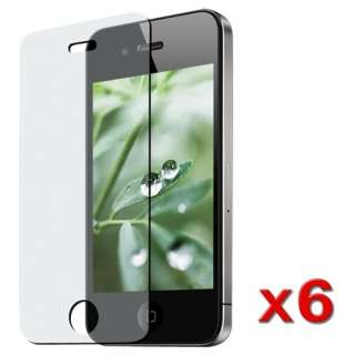 for NEW Apple iPhone 4S 4G S Matte Anti Glare Screen Protector Film