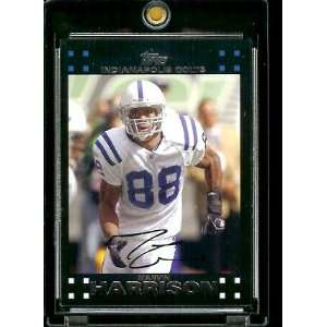 2007 Topps Football # 149 Marvin Harrison   Indianapolis Colts   NFL