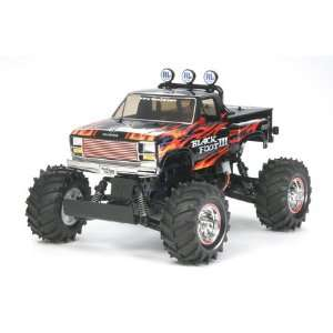 Tamiya Blackfoot III RC Monster Truck Kit Toys & Games