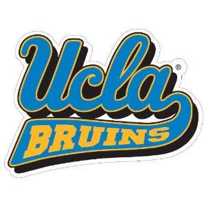 UCLA Bruins Team Auto Window Decal (12 x 10  inch) Sports
