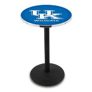 36 University of Kentucky UK Counter Height Pub Table