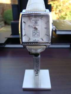 NEW TAG HEUER MENS LADIES MONACO CARRERA DIAMOND SWISS AUTOMATIC WATCH