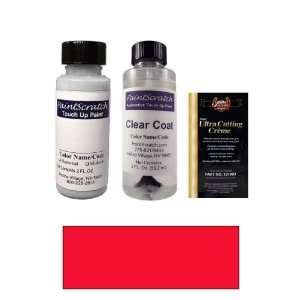 2 Oz. Rally Red Paint Bottle Kit for 1970 Oldsmobile All