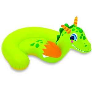 Intex Baby Dragon Ride On Pool Inflatable Toys & Games