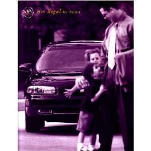 1999 BUICK REGAL Sales Brochure Literature Book Piece
