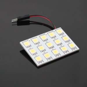 Replacement Car Roof 15 SMD LEDs 5252 Light Lamp Bulb