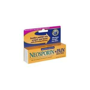 Neosporin Plus Ointment Pain Relief, 1.0 OZ (3 Pack