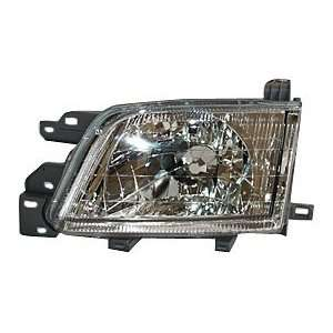 TYC 20 6462 00 Subaru Forester Driver Side Headlight