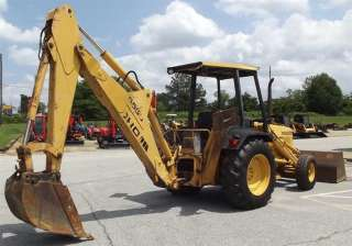 1994 FORD 555D Loader Backhoe   Stock #U0001072