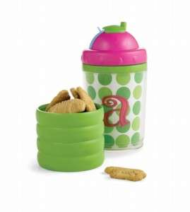 NEW Mud Pie Baby Girl Sippy & Munch Cup 0 6 12 18 24 2T