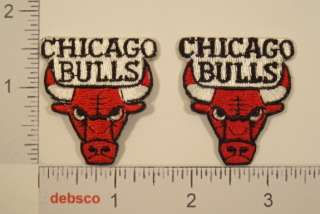 CHICAGO BULLS Basketball Team Patches PATCH