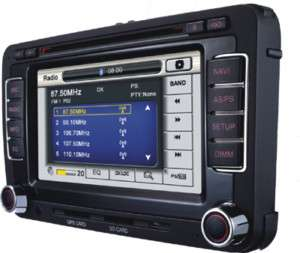 Din Car DVD/GPS Player SEAT LEON/CADDY