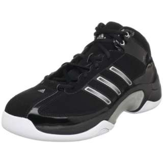NEW ADIDAS TIP OFF MENS BASKETBALL SHOES BLACK MID CUT