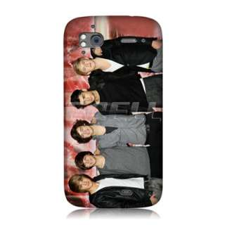 DIRECTION 1D BRITISH BOY BAND BACK CASE COVER FOR HTC SENSATION