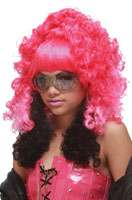 Rap Princess Costume Wig (Pink/Black) listed price $23.95 Our Price