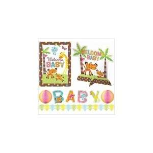 Fisher Price Baby Shower Decorating Kit Toys & Games